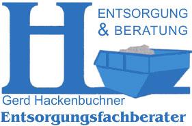Gerd Hackenbuchner, Entsorgung und Beratung, München
